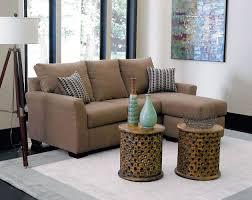 Ashley Hodan Microfiber Sofa Chaise by Small Brown Microfiber Chaise Montana Mocha 2 Piece Sectional