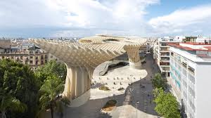 100 Wooden Parasols The Metropol Parasol An Engineering Adventure Arup