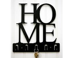 home decorative key holder wall hook key rack your choice of
