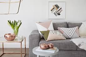 wohninspiration interior trend kupfer si style haus