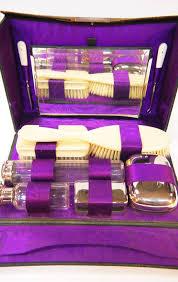 Vintage Vanity Dresser Set by 92 Best Vintage Grooming And Vanity Sets Images On Pinterest