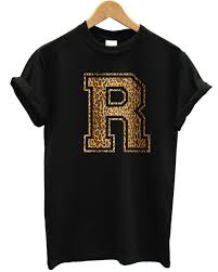 r leopard t shirt printed graphic clothing fashion indie rock inct