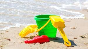 Beach Bucket And Shovel Download Toys For Sand Water On The Pasterns