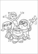 14 Inside Out Printable Coloring Pages For Kids Find On Book Thousands Of