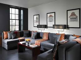 Paint Colors Living Room 2015 by 16 Gray Color Scheme Living And Dining Room Interior Design Ideas