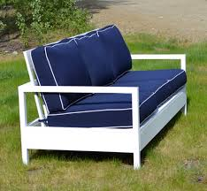 Pictures Gallery Of Captivating DIY Outdoor Sofa How To Build A Diy Modern Fixthisbuildthat