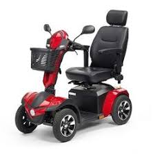 Heavy Duty High Weight Capacity Scooter