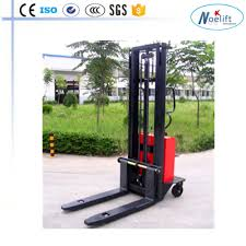 China Mini Semi Electric Pallet Stacker For Sale Photos & Pictures ...