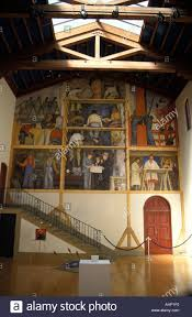 san francisco diego rivera murals diego rivera mural in san francisco institute san francisco