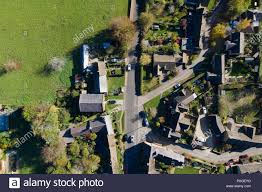 100 Rural Design Homes Aerial View Of Homes In A Rural Village Setting In England