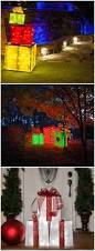 Outdoor Christmas Decorations Ideas To Make by 20 Impossibly Creative Diy Outdoor Christmas Decorations Diy