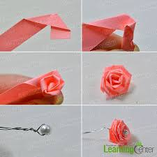 Make The Quilling Paper Flower