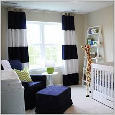 Blue Vertical Striped Curtains by Navy Blue And White Vertical Striped Curtains Curtains Home