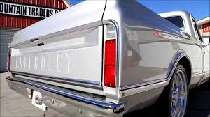 1968 Chevy C10 Silver - YouTube