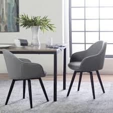 100 Studio Designs Home Dome Swivel Arm Chair