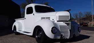 100 Cool Truck Pics E3 Spark Plugs 1940 Dodge By Hand Customs SEMA Bound
