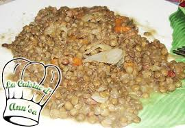 cuisine des lentilles lentilles aux poireaux carottes et lard annso cuisine recette