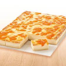 käse mandarinen kuchen vorgeschnitten froneri schöller