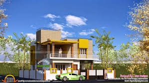 100 India House Models Tamil Natu Small Modale Picture Architectural Design