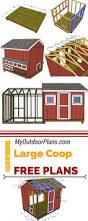 Lifetime 15x8 Shed Uk by Large Chicken Coop Plans Pdf Download Large Chicken Coop Plans