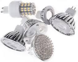 ledbenchmark types of led lights
