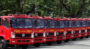100 New Fire Trucks More Bacolod Fire Trucks Sought