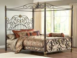 Wrought Iron King Headboard by Metal Headboard King U2013 Senalka Com