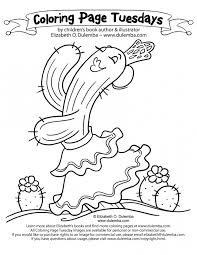 Cinco De Mayo Coloring Pages Free For Children 72189