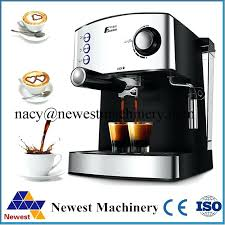 High End Coffee Machine Brands Hot Sale Good Quality Dual Use Commercial Integrated Automatic