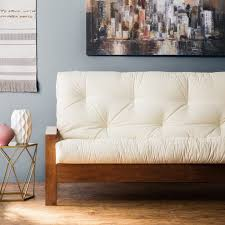 Handy Living Convert A Couch Sleeper Sofa by 6 Tips To Make A Futon Bed More Comfortable Overstock Com