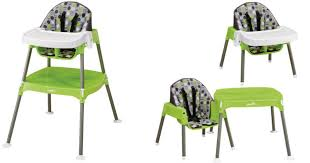 Evenflo Fold High Chair by Evenflo Convertible High Chair Only 29 88 Regularly 60 U2013 Hip2save