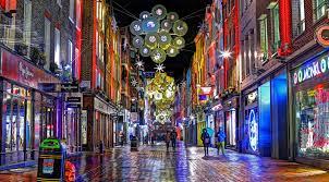 Twinkling Christmas Tree Lights Uk by Christmas Lights In London Christmas In London 2017 Time Out