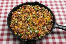 Check Out How To Cook This Tex Mex Skillet At Iheartrecipes