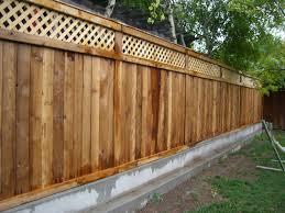 Decorative Garden Fence Panels by Wood Garden Fence Designs Thesouvlakihouse Com