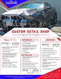 Landmark Auto Outlet - Custom Detail - Dent & Ding