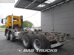 MERCEDES-BENZ Arocs 4151 AK 8X8 Retarder Euro 6 Big-Axle ...