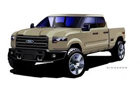 100 Ford Atlas Truck Concept Evolution From Sketch To ShowStopper MotorTrend