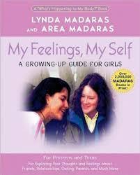My Feelings Self A Growing Up Journal For Girls By Lynda Madaras