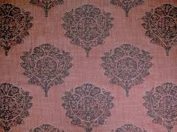 Material For Curtains And Upholstery by Linwood Fall Linen Fabric Lf1568c 3 Rouge Coco Curtains And
