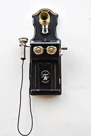 Ebay Home Decorative Items by Antique Wall Telephone Lm Ericsson Stockholm C 1895 Ebay