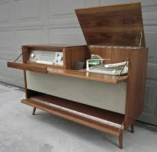 Magnavox Record Player Cabinet Value by Vintage Braun Mm 4a 8u Stereo Turntable Cabinet Germany Fm
