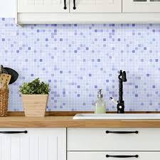 pvc klebefolie fliesen folie abwaschbare tapete küchenrückwand selbstklebend wandaufkleber küche fliesenklebefolie bad möbelfolie wasserfest
