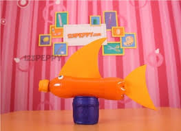 How To Make A Fish With Recycled Materials