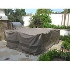 Square Patio Table Tablecloth With Umbrella Hole by Amazon Com Patio Set Square Cover 116