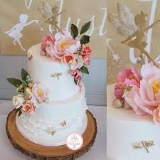 Disney Fairy Garden Decor by A Sweet Purpose Enchanted Garden Themed Birthday Cake Smooth