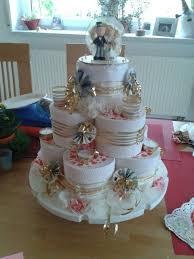 klopapier torte geldgeschenke hochzeit basteln geschenke