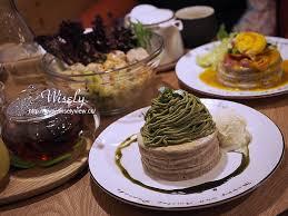 cuisine mont馥 食記 台北信義 捷運市政府站 九州鬆餅咖啡 九州パンケーキ 松菸店
