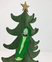 Pickle On Christmas Tree Myth by Christmas Ornaments Pickle Christmas Ornament Green Pickle