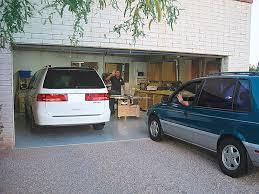 Two Car Garage Workshop