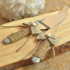 Rustic Serving Set